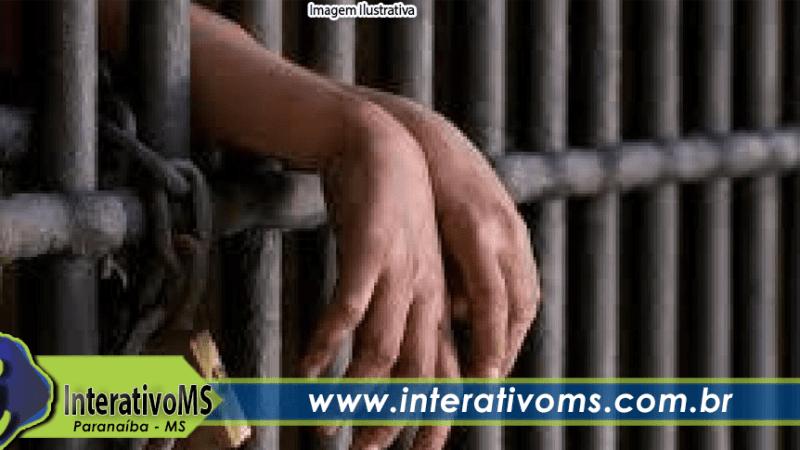 Homem é preso ao invadir casa de idoso no Santo Antônio