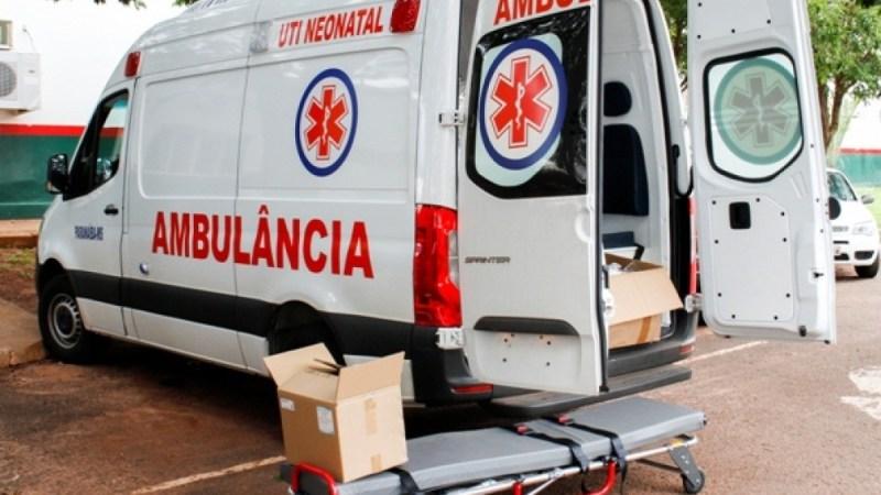 Paranaíba recebe primeira UTI Neonatal
