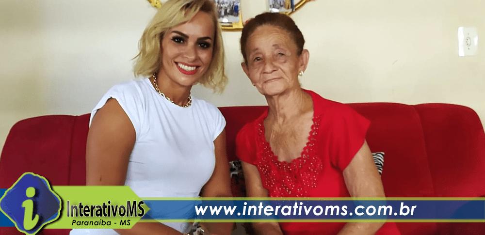 Maria Paula da Silva – Especial dia internacional  da Mulher