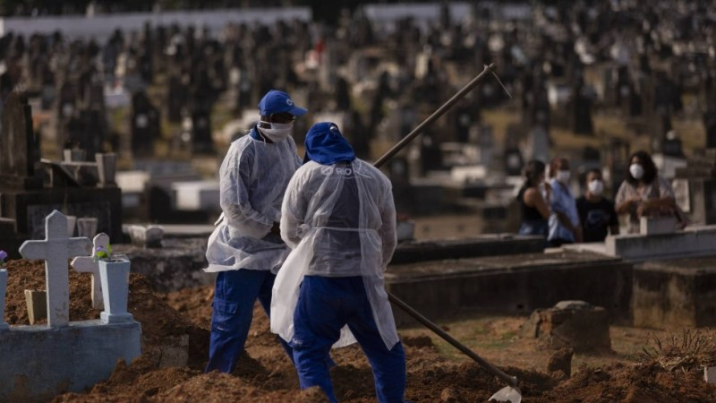 Terça  tem mais uma morte por Covid-19 em Paranaíba; UTI continua lotada