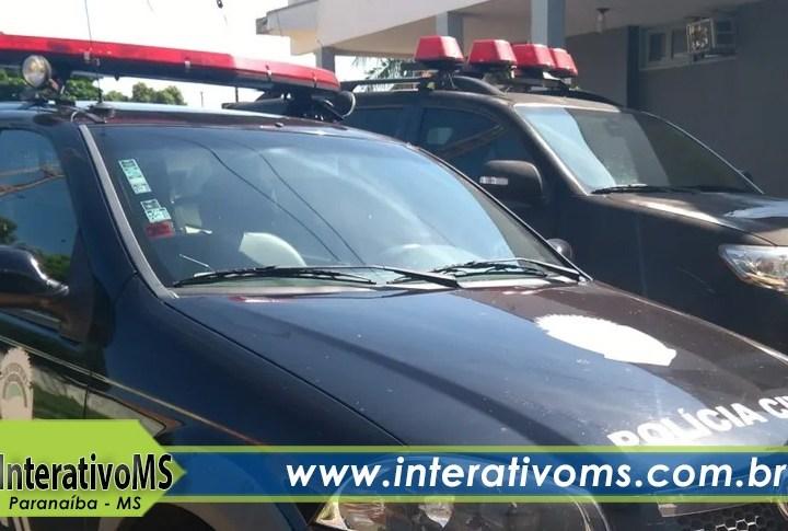 Polícia Civil e Força Tática de Paranaíba  prendem indivíduo com vários mandados de prisão em aberto