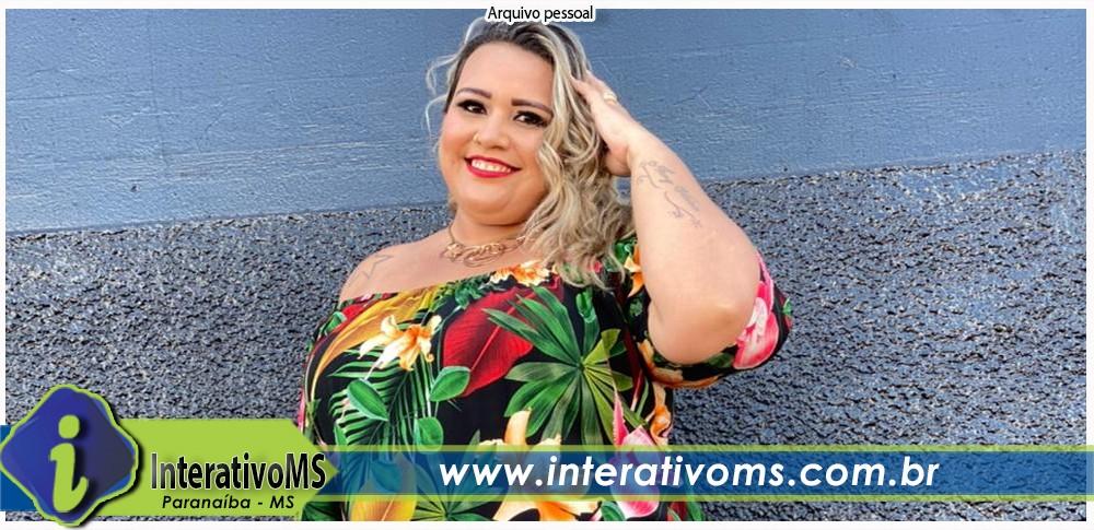 Influencer de Paranaíba participa de concurso Miss Brasil Linda Plus