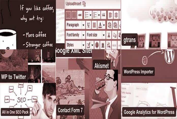 2012 Yılı En Popüler 15 WordPress Eklentileri