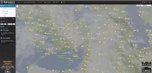 flight radar 24 nedir ne işe yarar