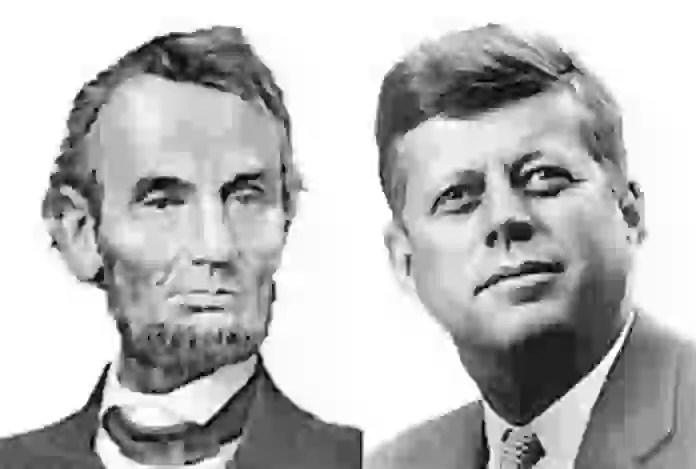 Abraham Lincoln ve John F. Kennedy Arasındaki Tesadüfler