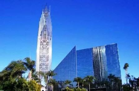 Kristal Katedral
