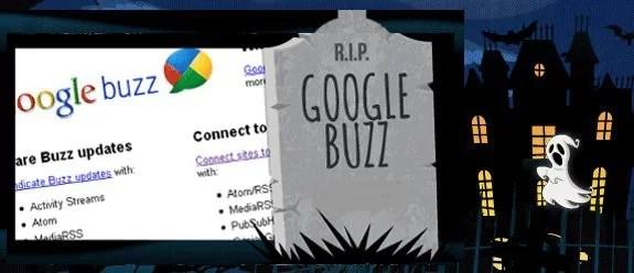 R.I.P Google Buzz