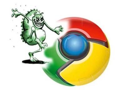 Google Chrome Virüs
