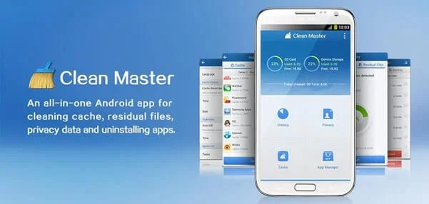 Clean Master Android indir
