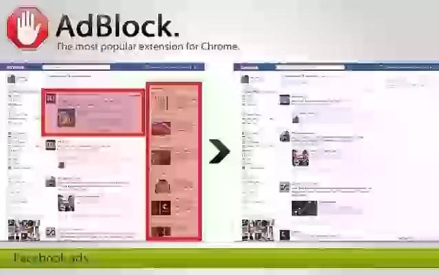 Adblock Facebook reklamları engelleme nasıl olur