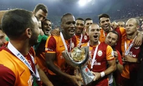 Galatasaray - Fenerbahçe derbisinin en fazla seyircili oynandığı maç