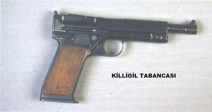 Nuri Killigil Paşanın Silahı
