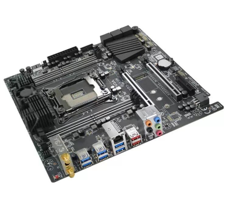 EVGA, Yeni X299 Micro ATX 2 Anakartının Kullanılabilirliğini Duyurdu