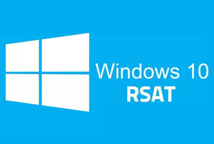 Windows 10'da Uzak Sunucu Yönetim Araçları'nı (RSAT) Etkinleştirme