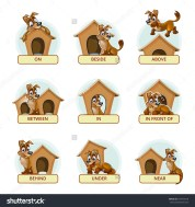 stock-vector-cartoon-dog-in-different-poses-to-illustrate-english-prepositions-of-place-vector-illustration-for-334754270
