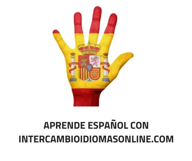 APRENDE ESPAÑOL CON INTERCAMBIOIDIOMASONLINE.COM