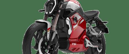 Motos Eléctricas Super Soco TC MAX – TSX