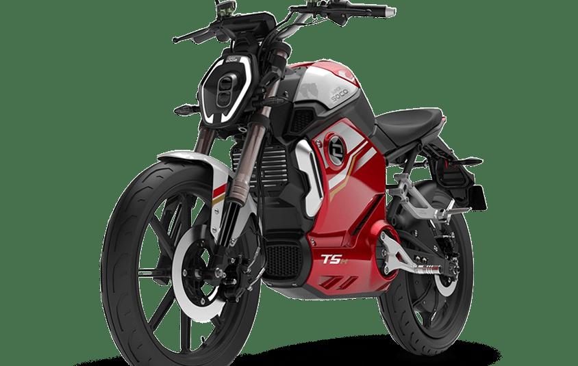 SUPER SOCO TS1200 – MOTO ELÉCTRICA