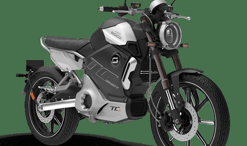 Motos Super Soco 2021