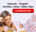 Intercer English - Articles, news, video clips