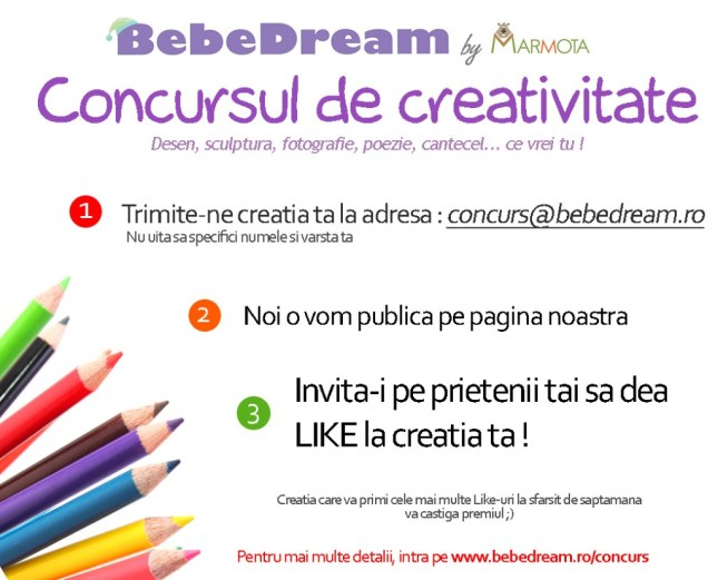 concurs de creativitate