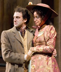 Measure for Measure at The Old Globe, San Diego with Carolyn Ratteray as Juliet