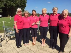 Tremendous Turnover in Taskers Trophy by Melton Ladies