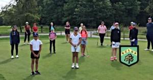 Immense impact on Junior Girls golf in Nottinghamshire