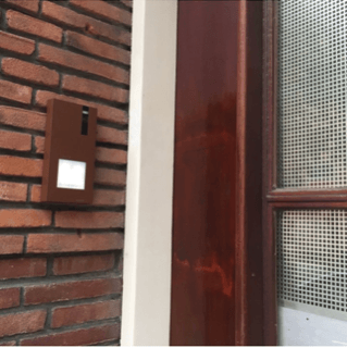 Intercom particulier Breitner Rotterdam