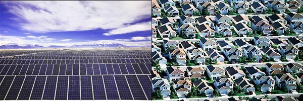 energy sprawl vs suburban sprawl