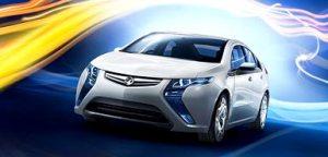 electric car 2010