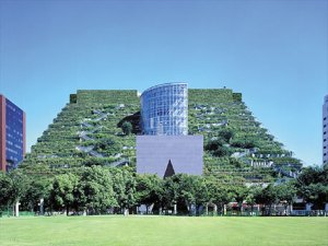 Ambasz Green Roof
