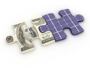 Solar Power Costs Money
