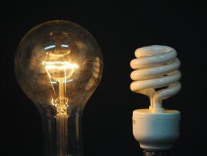 New light bulbs