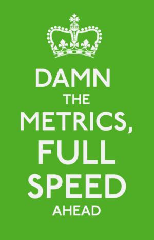 keep calm metrics