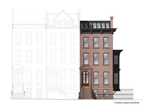 Row House Renovation