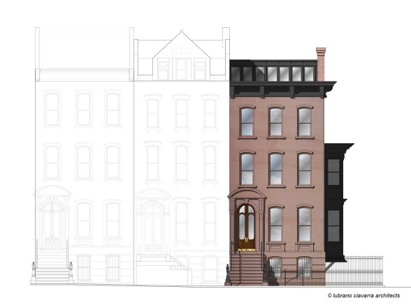 Row House Renovation