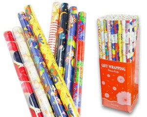 Gift Wrapping Rolls