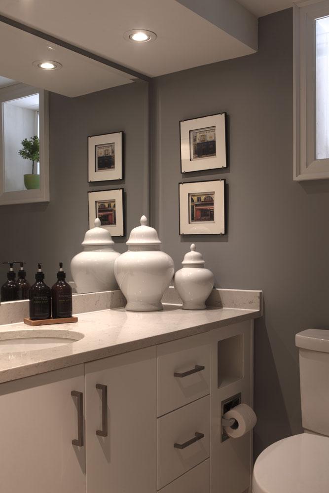 Custom Home Builder ICI - bathrooms