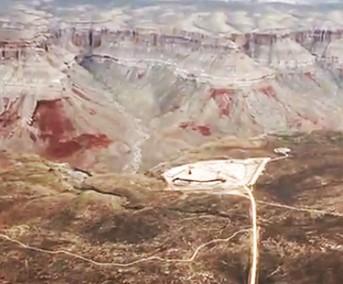 uranium mine at the grand canyon