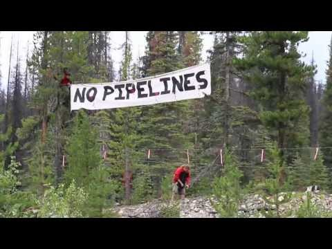 Indigenous Resistance to Tar Sands Pipelines
