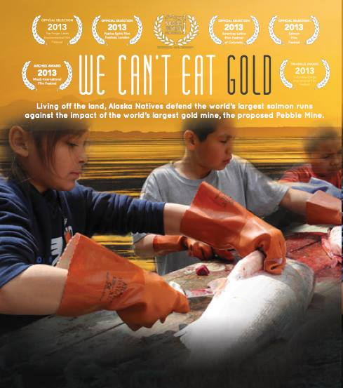We Cant Eat Gold