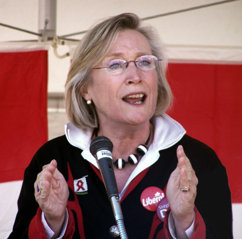 Minister of Indigenous and Northern Affairs Carolyn Bennett. Photo: Robert Thivierge / Wikipedia. Some Rights Reserved