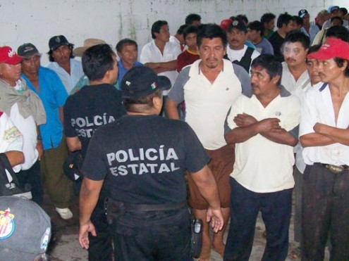 228 arrests near Quintana Roo blockade