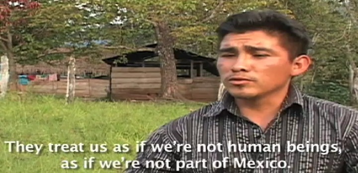 Amador Hernandez Chiapas Starved of Medical Services for REDD