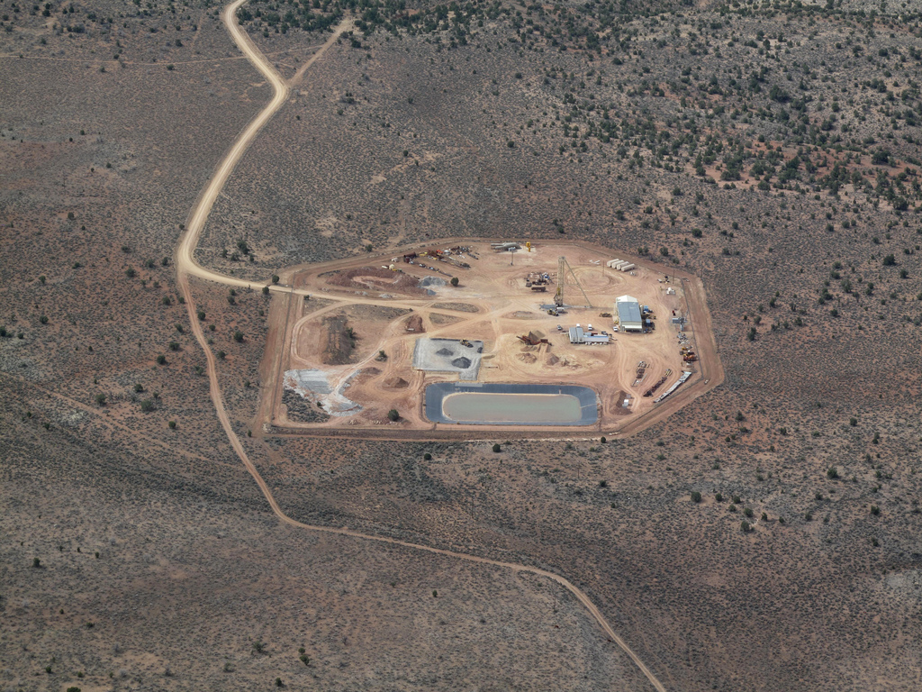 Grand Canyon uranium mining