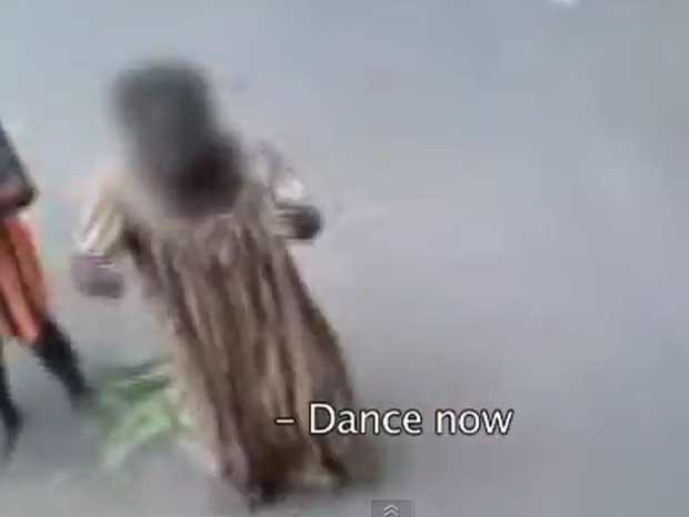 jarawa dance