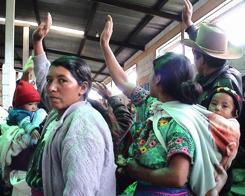 mujeresvotando