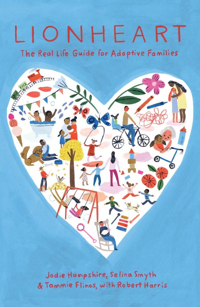 Lionheart book cover