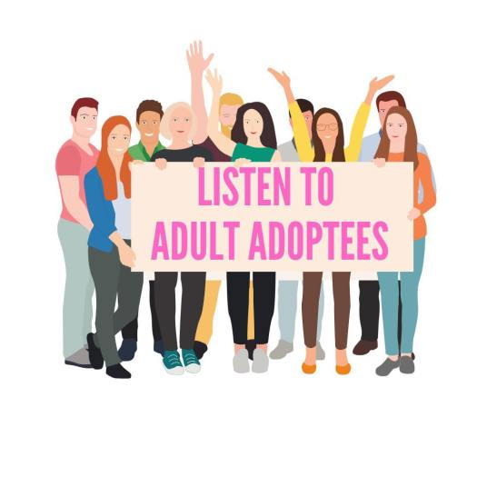 Listen to Adoptee Voices